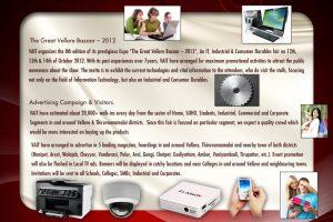 VAIT announces The Great Vellore Bazaar – 2012